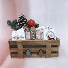 Load image into Gallery viewer, Christmas Medium Wooden Box