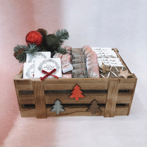 Christmas Large Wooden Box