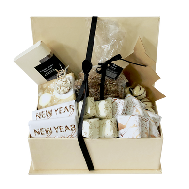 Chocolate Golden Box Hamper