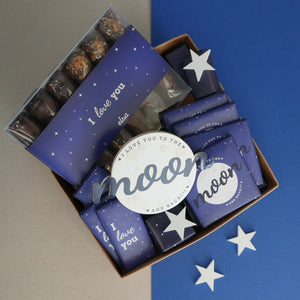 To The Moon Chocolate Hamper