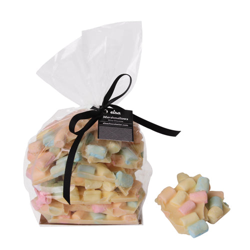 Marshmallows Barks - White Chocolate