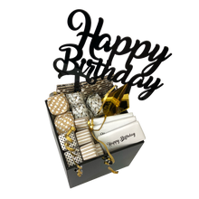 Load image into Gallery viewer, birthday chocolate plexi gift