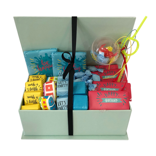 Fun Birthday Box Hamper
