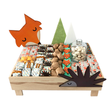 Load image into Gallery viewer, Fox Baby Chocolate Tray