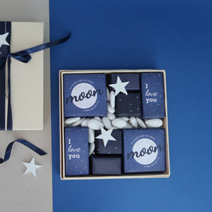 To The Moon & Back - Chocolate Box