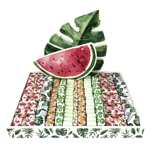 Tropical Baby Chocolate Tray tropique c'est chic
