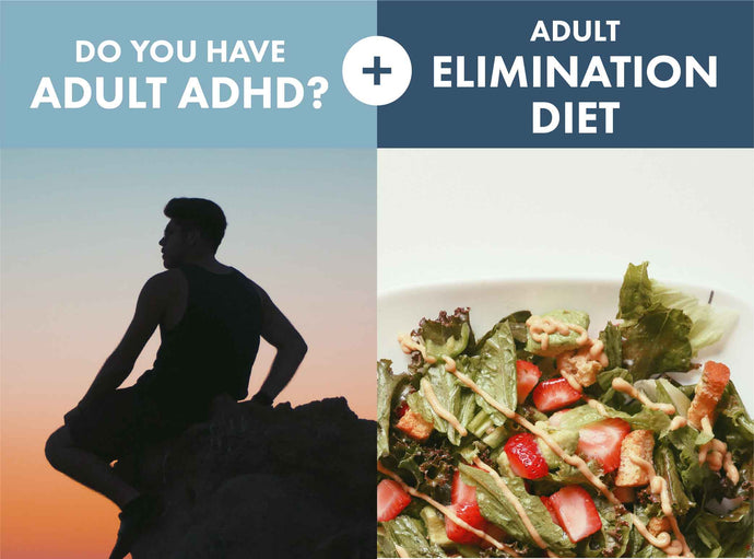 Adult Assessment + Elimination Diet Package