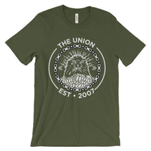 Union Eagle T-Shirt - White Logo