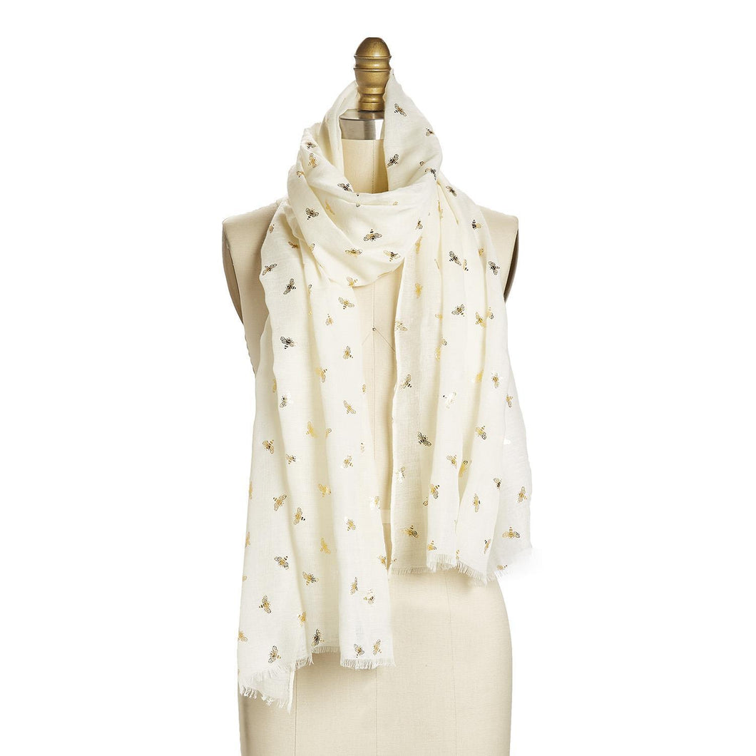 Nature Patterned Scarves