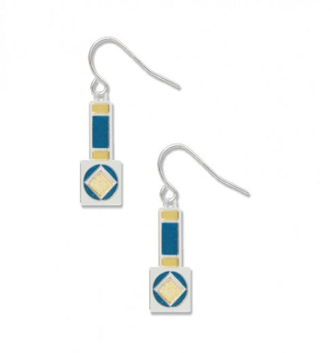 Tiffany Mosaic Earrings