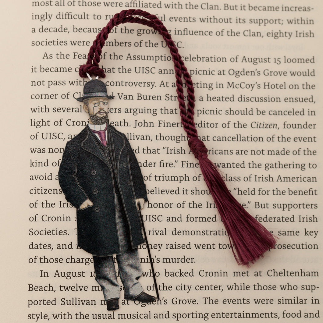 Toulouse-Lautrec Bookmark