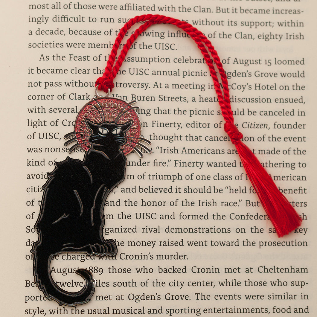 Chat Noir Bookmark