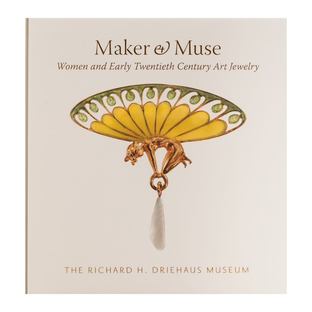 Maker & Muse:  Women and Early Twentieth Century Art Jewelry