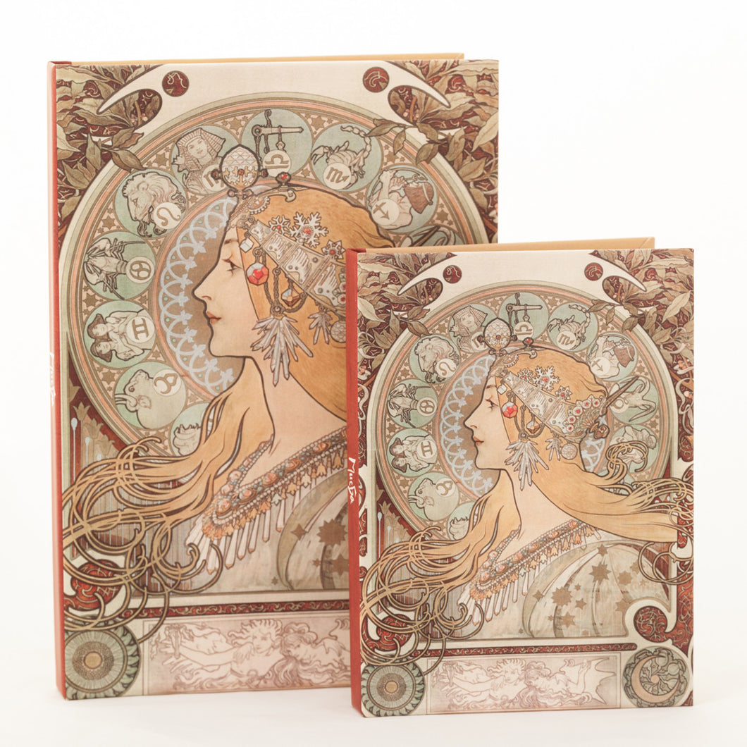 Mucha Journal  (Zodiac)
