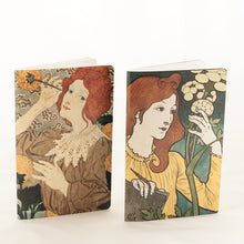 L'Affichomania Notebooks - Set of Two