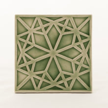 "Low Art Tile Replica Trivet (6""x6"")"