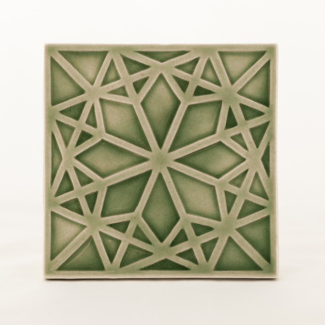 Low Art Tile Replica Trivet (6