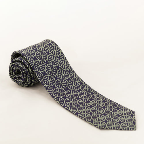 Driehaus Museum Collection Graphic Circle Tie