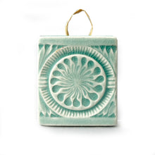 Low Art Tile Replica Ornament