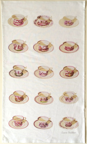 Tea Time Linen Union Tea Towel