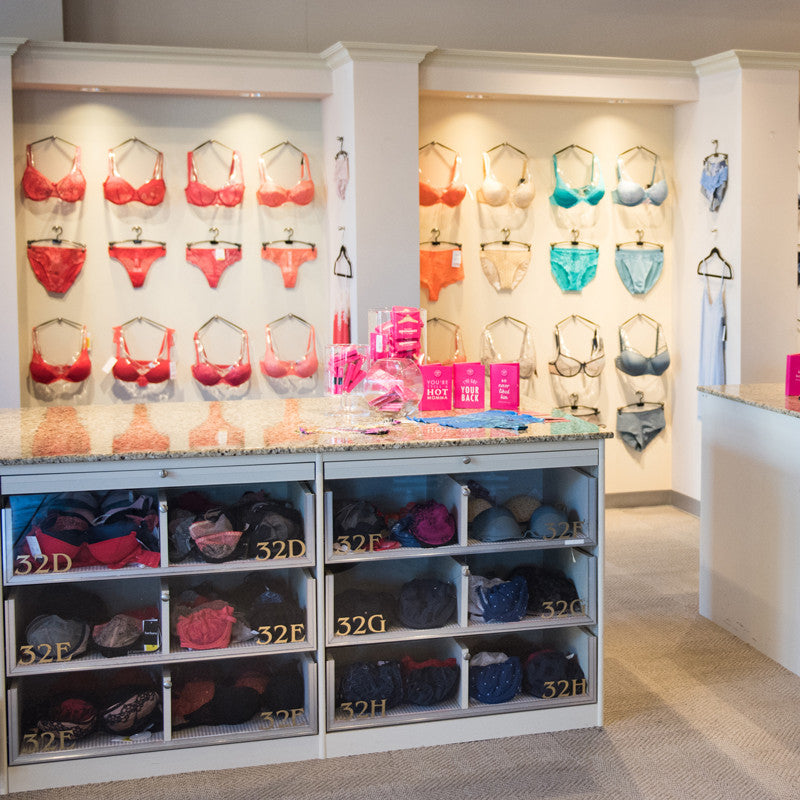 The Top Drawer And Panties