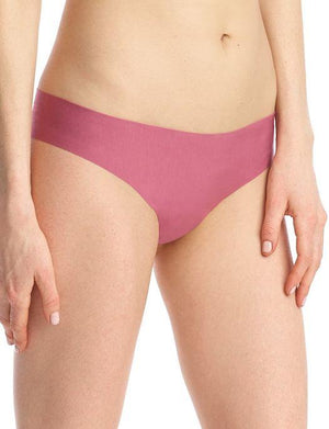 Commando Butter Mid-Rise Thong PANTY - THONG - ODD COMMANDO ANTIQUE ROSE LG