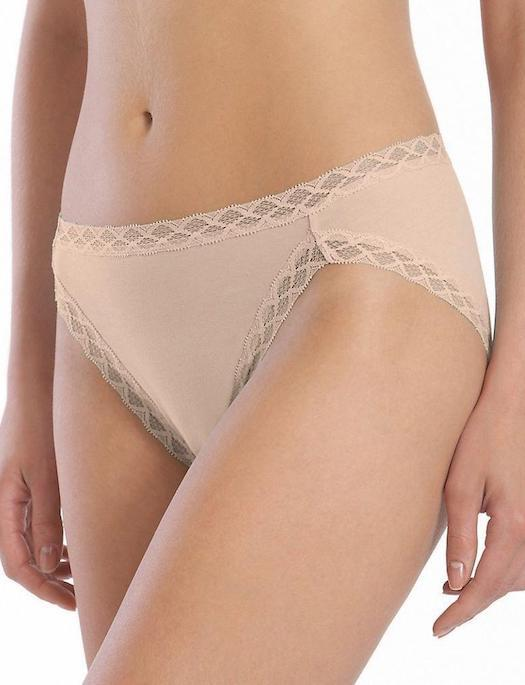 Natori Bliss French Cut Brief PANTY - BRIEF - ODD NATORI BRA CAFE MD