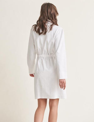 Skin French Terry Robe with Attached Belt SLEEPWEAR - ROBE - ROBE 2 ($101-$200) SKIN