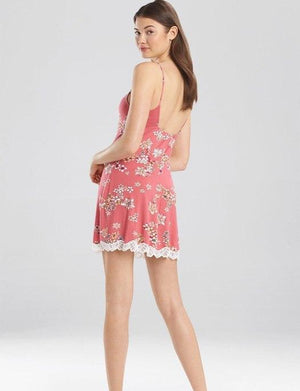 Josie by Natori PrimRose The Girlfriend Slip SLEEPWEAR - CHEMISE - CHEMISE 1 (>$100) JOSIE