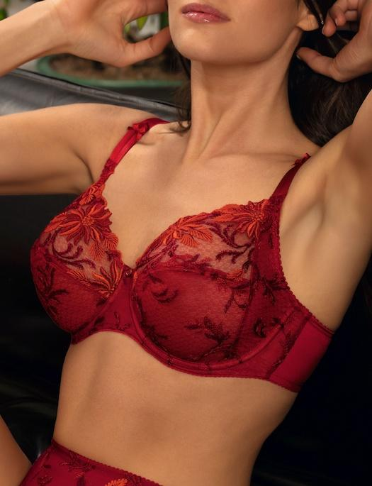 Eprise Aster Aphrodite 3 Part Full Cup Bra