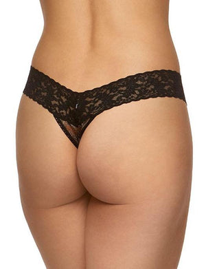 Hanky Panky Signature Lace Low Rise Thong PANTY - THONG - ODD Hanky Panky