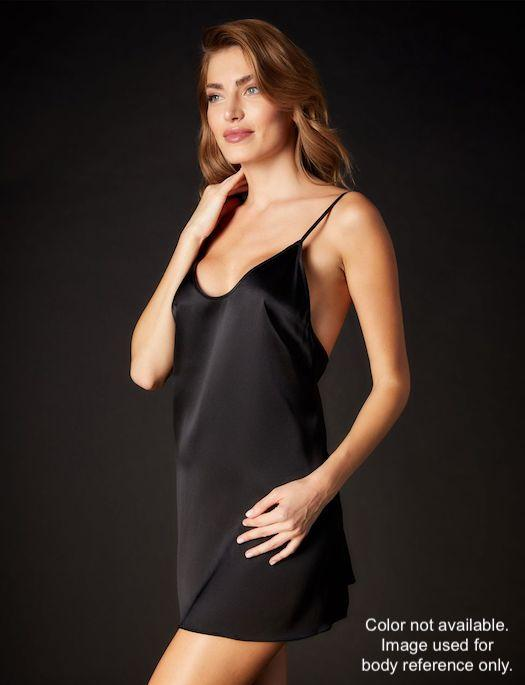 Journelle Celine Low Back Slip SLEEPWEAR - CHEMISE - CHEMISE 2 ($101-$200) Journelle