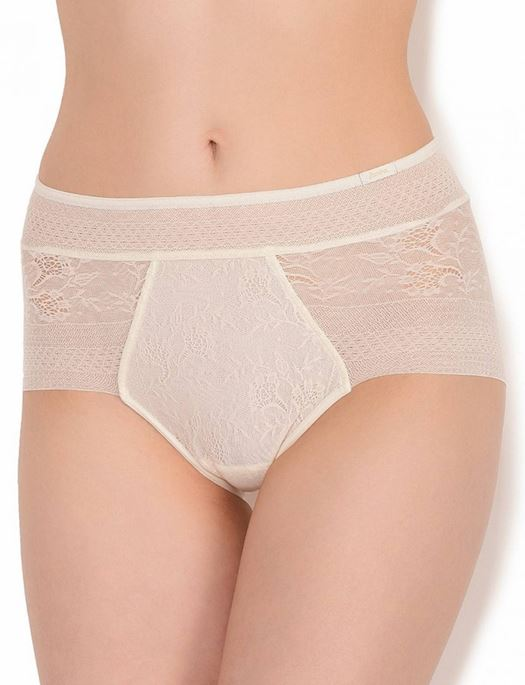 Janira Magic Band High Waist All Lace Brief PANTY - BRIEF - ODD JANIRA NUDE MD