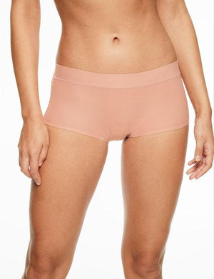 Chantelle Soft Stretch Regular Boyshort PANTY - BOYSHORT - ODD CHANTELLE DB-FOUNDATION O/S