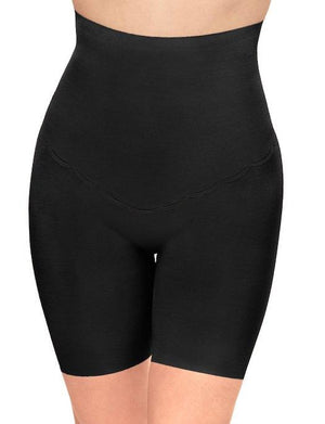 Wacoal Inside Edit High Waist Thigh Shaper SHAPEWEAR - PANTY - HW LL WACOAL BLACK 2X