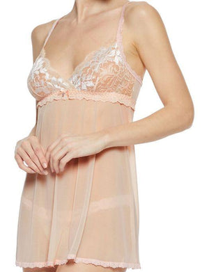 Hanky Panky Alexia Babydoll and G-String