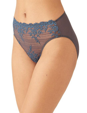 Wacoal Embrace Lace Hi Cut Brief PANTY - BRIEF - ODD WACOAL