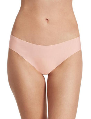 Commando Butter Mid-Rise Thong PANTY - THONG - ODD COMMANDO BLUSH SM