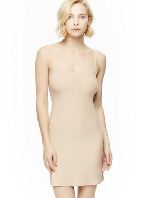 Chantelle Soft Stretch Slip DAYWEAR - SLIP CHANTELLE WU-ULTRA NUDE XL/2X
