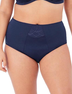 Elomi Cate Full Brief PANTY - BRIEF - FASHION ELOMI INK 4X