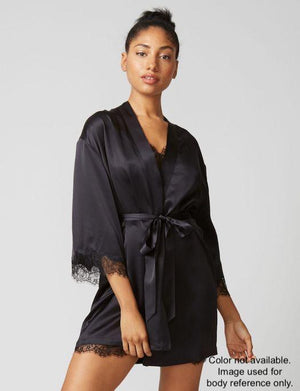 Journelle Charlotte Short Robe SLEEPWEAR - ROBE - ROBE 3 ($201-$300) Journelle