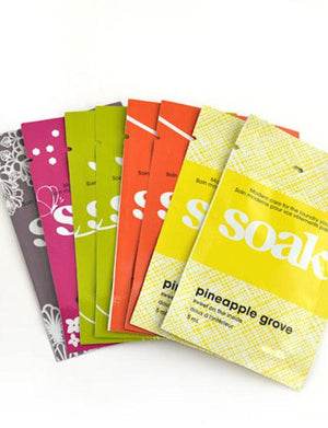 Soak Laundry Soap, Travel Pack ACCESSORIES - CLEANSERS SOAK