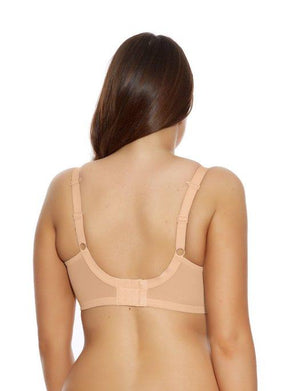 Elomi Energise Sports Bra, NUDE BRA - BASIC - SPORTS ELOMI