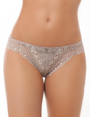 Empreinte Cassiopee Thong PANTY - THONG - BASIC Empreinte ROSE SAUVAGE XS
