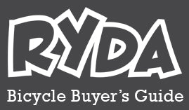 Ryda <p>Bicycle Buyer's Guide