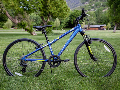 "24"" Alpine 8-Speed Bicycle - Ryda Bikes"