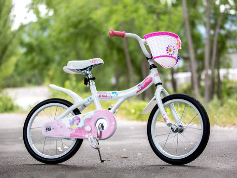 "16"" Princess Bicycle - Ryda Bikes"