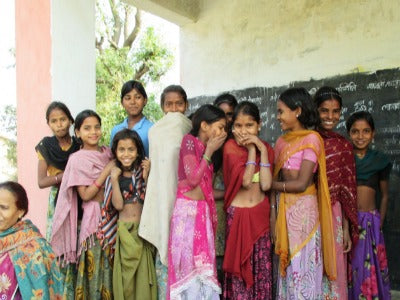 Helping Girls Help Girls | Our Nonprofit Beneficiary for the Fall