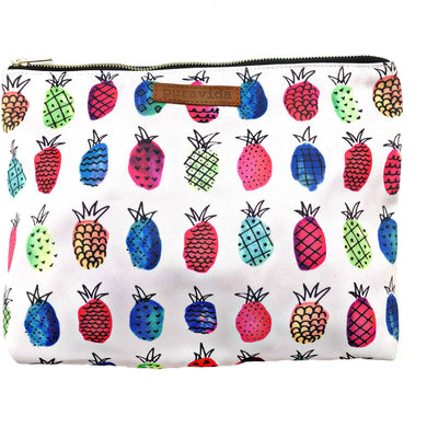 Image of fruit punch clutch that empowers artisans