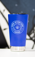 Blue Stainless Steel To-Go Mug